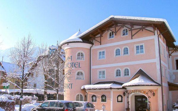Lyžování v Rakousku Dachstein West vše v ceně hotel wellness polope..., Dachstein West, vlastní doprava, polopenze2