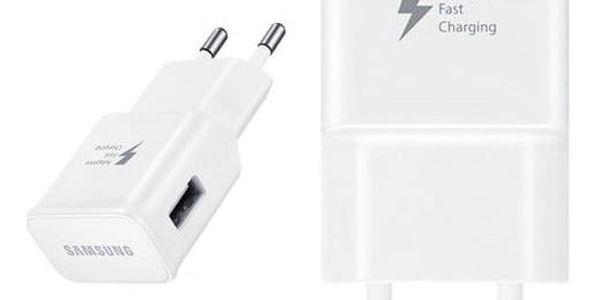 Nabíječka pro mobilní telefony Samsung bílá