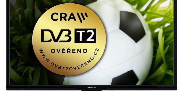 Televize Hyundai HLN 24TS470 černá + DOPRAVA ZDARMA2