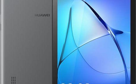Huawei Mediapad T3 7 - 16GB, šedá - TA-T370W16TOM