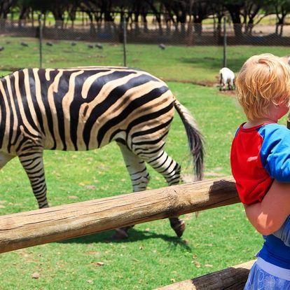 3 dny v Liberci: dítě zdarma a vstupenky do zoo