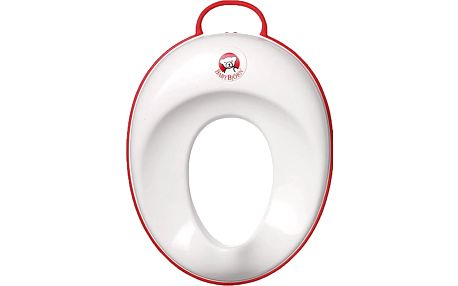 BABYBJÖRN Adaptér na WC – White/Bright Red