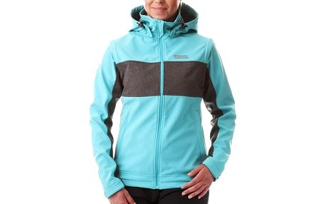 Bunda NordBlanc Softshell NBWSL5858 Favourite pool blue S