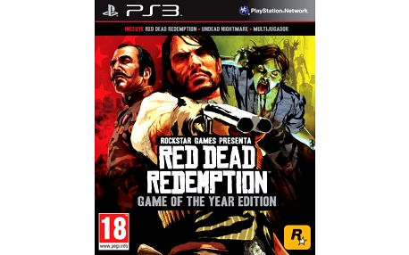 Red Dead Redemption GOTY - PS3 - 5026555407458