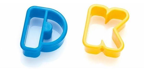 Tescoma Delícia Kids, Vykrajovátka abeceda, 34 ks2