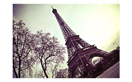 Fototapeta Eiffelová věž, 360 x 253 cm