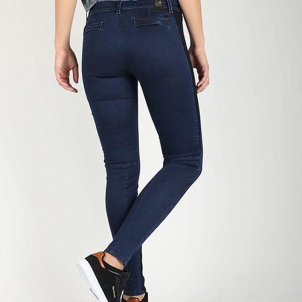 Džíny Replay WX629 Trousers Modrá3