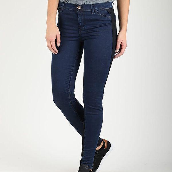 Džíny Replay WX629 Trousers Modrá
