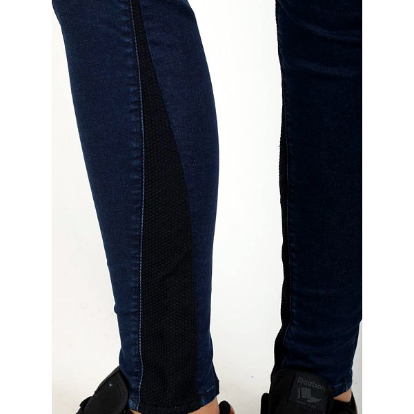 Džíny Replay WX629 Trousers Modrá4