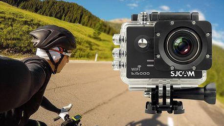 Outdoorová fullHD kamera SJCAM SJ5000 Wifi
