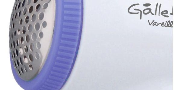 Odstraňovač žmolků Gallet Vareilles RAB 7062