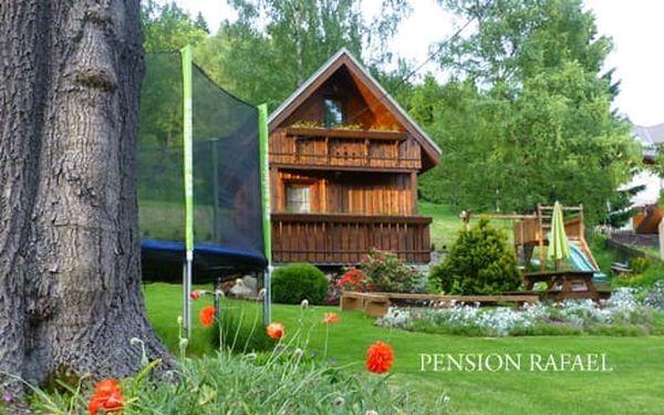 Jizerské hory: 4 či 8denní pronájem apartmánu či domku pro 2-6 osob + Jizerky Card se slevami2