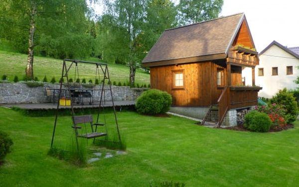 Jizerské hory: 4 či 8denní pronájem apartmánu či domku pro 2-6 osob + Jizerky Card se slevami3