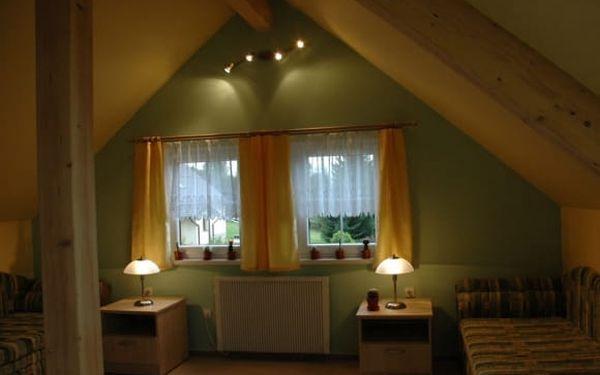 Jizerské hory: 4 či 8denní pronájem apartmánu či domku pro 2-6 osob + Jizerky Card se slevami5