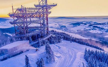Wellness Hotel Vista****, 4* wellness hotel u lyžařského střediska v krásných horách