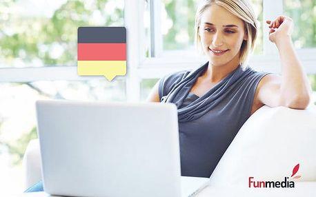 Online kurz němčiny na 1 rok - možnost vyzkoušení zdarma!