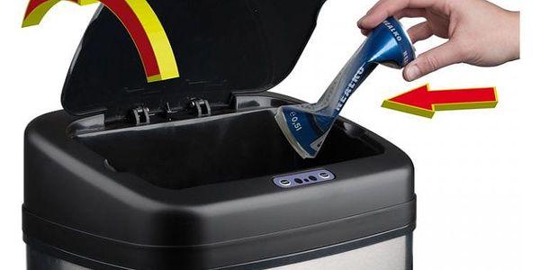 DuFurt 27064 Bezdotykový koš na odpadky OK42X3
