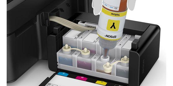 Tiskárna multifunkční Epson L382 (C11CF43402) černá + DOPRAVA ZDARMA5