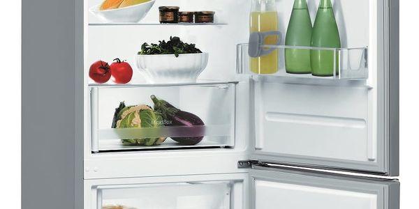 Chladnička s mrazničkou Indesit LR6 S2 X nerez2