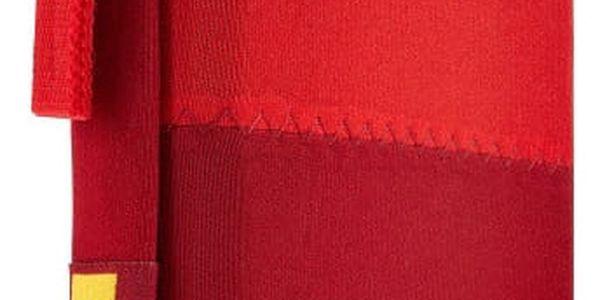 """CaseLogic skořepinové pouzdro na 2,5"""" přenosný hard-disk, červená - CL-HDC11R"""