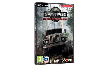 SPINTIRES: Off-road Truck Simulator - PC - PC - 8592720122015