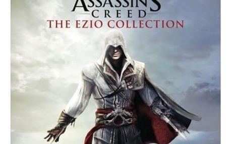 Hra Ubisoft Assassin's Creed The Ezio Collection (USX300280)