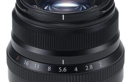 Objektiv Fujinon XF-35 mm f 2.0 R WR black