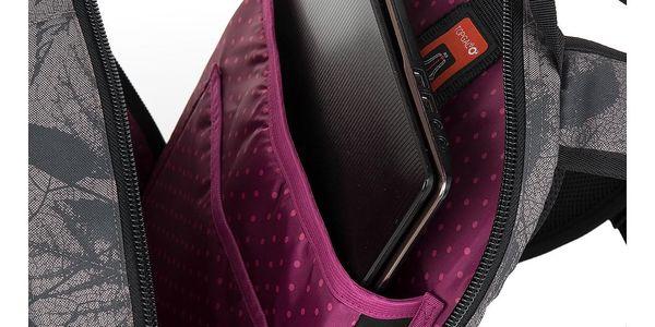 Studentský batoh Topgal HIT 892 C - Grey3