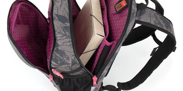 Studentský batoh Topgal HIT 892 C - Grey4