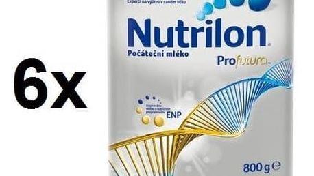 Kojenecké mléko Nutrilon 1 Profutura od 0. měsíce, 800g x 3ks + Doprava zdarma