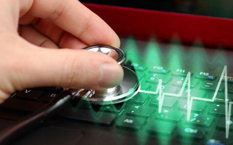Komplexní údržba notebooku nebo stolního počítače