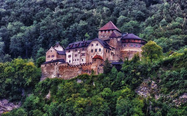 Silvestrovský výlet do švýcarského města Curych se zastávkou v Lichtenštejnsku2