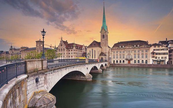 Silvestrovský výlet do švýcarského města Curych se zastávkou v Lichtenštejnsku4