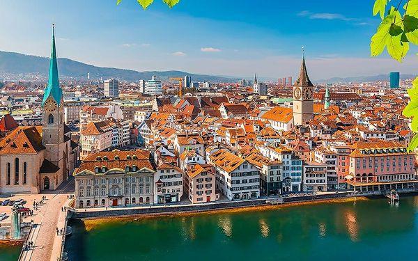 Silvestrovský výlet do švýcarského města Curych se zastávkou v Lichtenštejnsku5