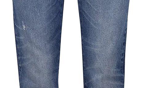 Modré slim fit džíny ONLY Sadie