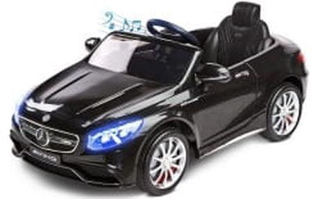 Elektrické autíčko Toyz Mercedes-Benz-2 motory black