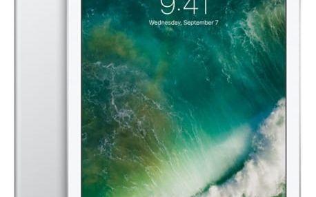 Dotykový tablet Apple (2017) Wi-Fi 32 GB - Silver (MP2G2FD/A)