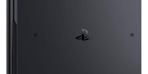 Herní konzole Sony Pro 1 TB + Fortnite balíček 2000 V Bucks (PS719941101) černá2