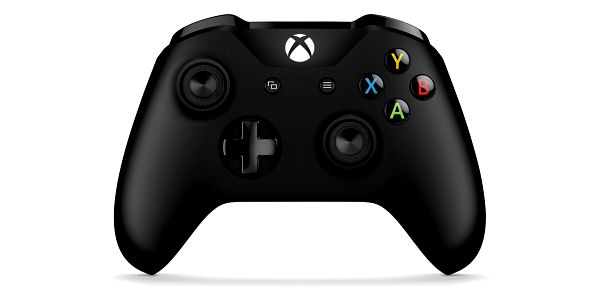Gamepad Microsoft Wireless (6CL-00002) černý3