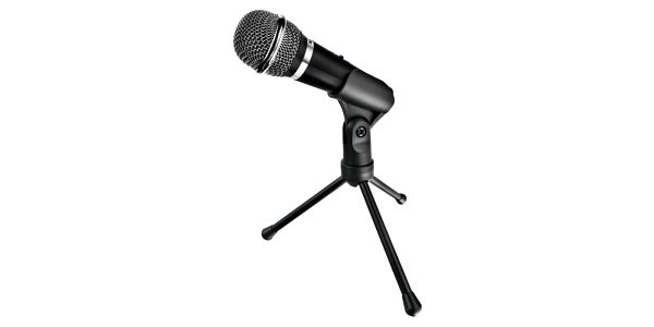 Mikrofon Trust Starzz All-round černý (21671)