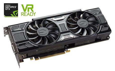 EVGA GeForce GTX 1060 FTW+ GAMING, 6GB GDDR5 - 06G-P4-6368-KR