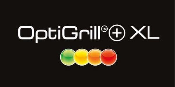 Gril Tefal OPTIGRILL+ XL GC722D34 nerez + DOPRAVA ZDARMA2