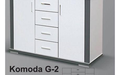 Komoda GREY G2
