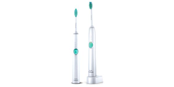 Set zubních kartáčků Philips Sonicare EasyClean HX6511/35 bílý/zelený + DOPRAVA ZDARMA3