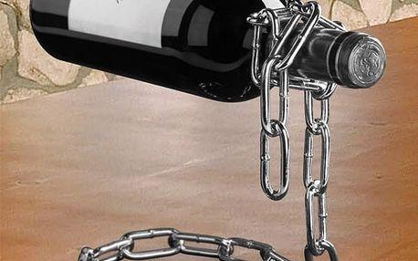 Řetězový Držák na Víno Summum Sommelier