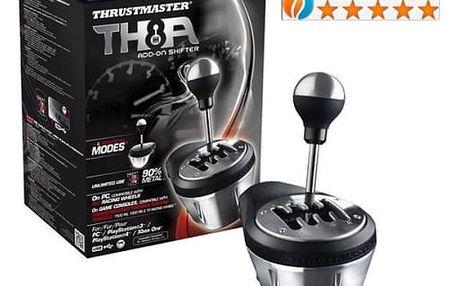 Řadící páka Thrustmaster TH8A pro PC, PS3, PS4, Xbox ONE (4060059) černý