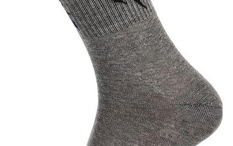 Pánské sportovní ponožky šedá