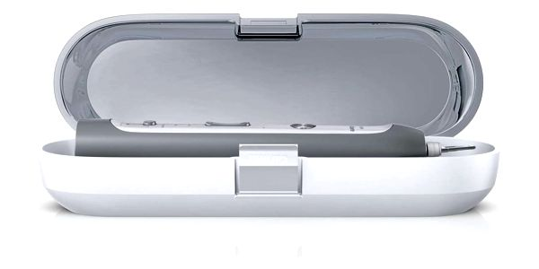 Zubní kartáček Philips Sonicare FlexCare Platinum HX9112/12 šedý4
