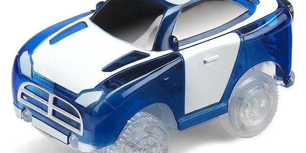 Magic Tracks Police Car4