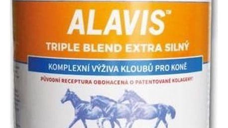 Prášek Alavis Triple Blend Extra silný pro koně 700g + Doprava zdarma